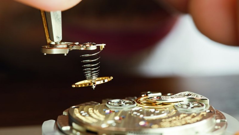 The balance wheel is the beating heart of every mechanical watch mechanism. The