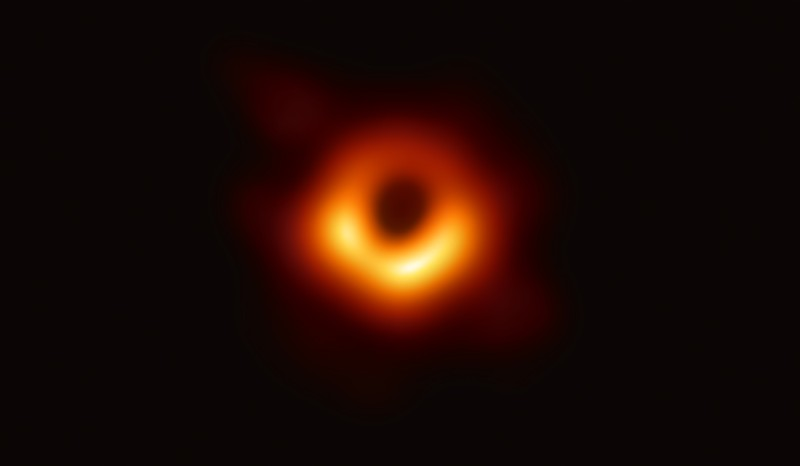 Scientists have obtained the first image of a black hole, using Event Horizon Te
