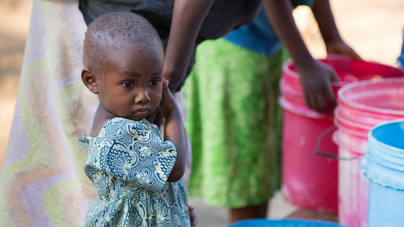 Malaria mortality in children under the age of five years in sub-Saharan Africa