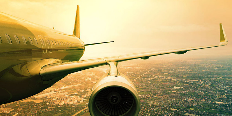 Airplane noise can trigger cardiovascular death, new study finds. (Image: khunas