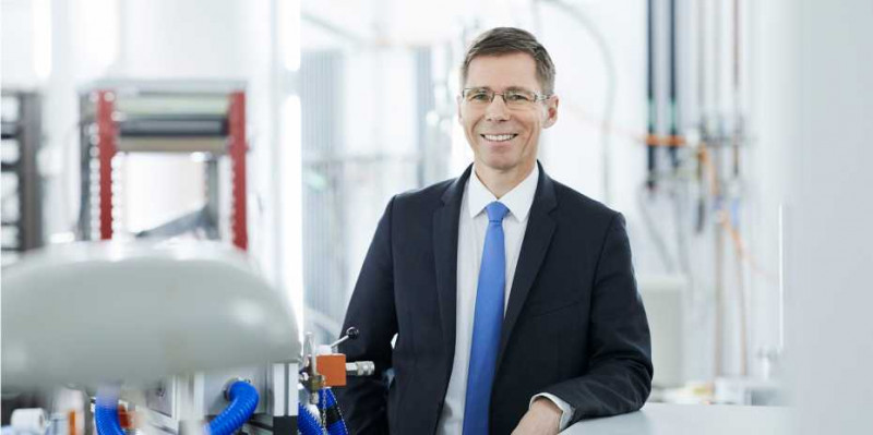 Joël Mesot is the new ETH President. (Photograph: ETH Zurich)