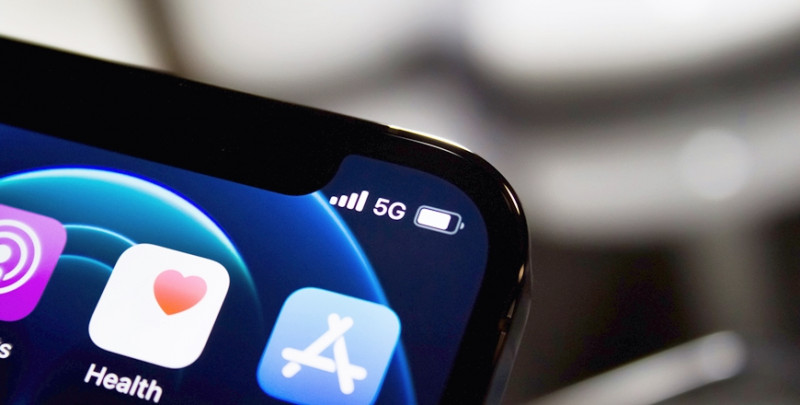 The new 5G mobile communications standard significantly increases the efficiency