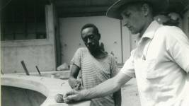 His tireless research on venomous animals in East Africa and the fearless handli