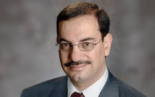 Ali H. Sayed appointed new dean of the School of Engineering