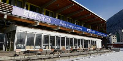 ETH is inviting guests to a public exibition at Time-Out, the restaurant of the