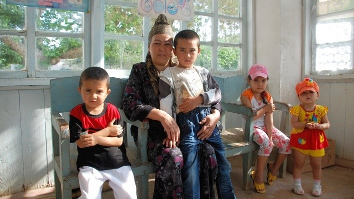 The MEP contributes to the improvement of health outcomes in Tajikistan.