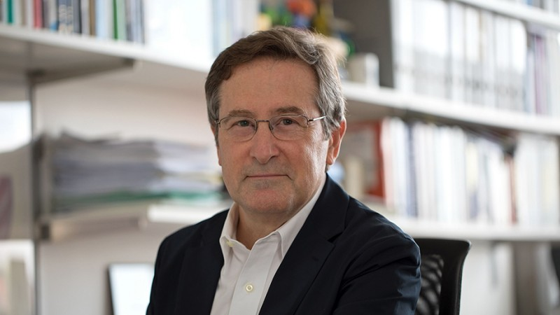 Michael Hall, laureate of the Charles Rodolphe Brupbacher Prize for Cancer Resea