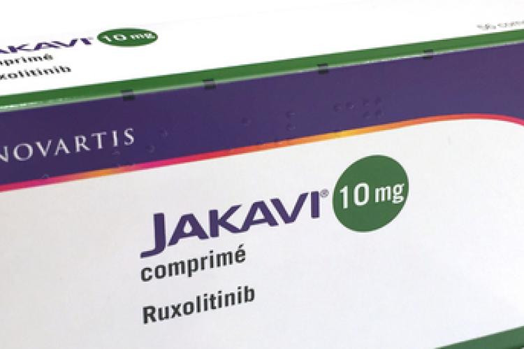 Novartis to initiate clinical study of Jakavi in COVID-19 patients