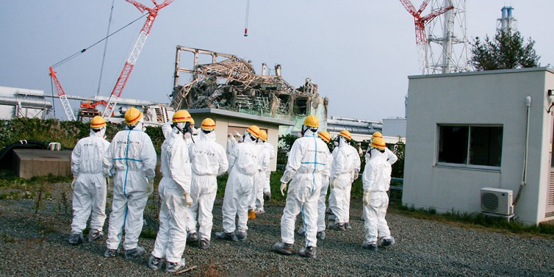 The reactor disaster in Fukushima initiated the German government's decis