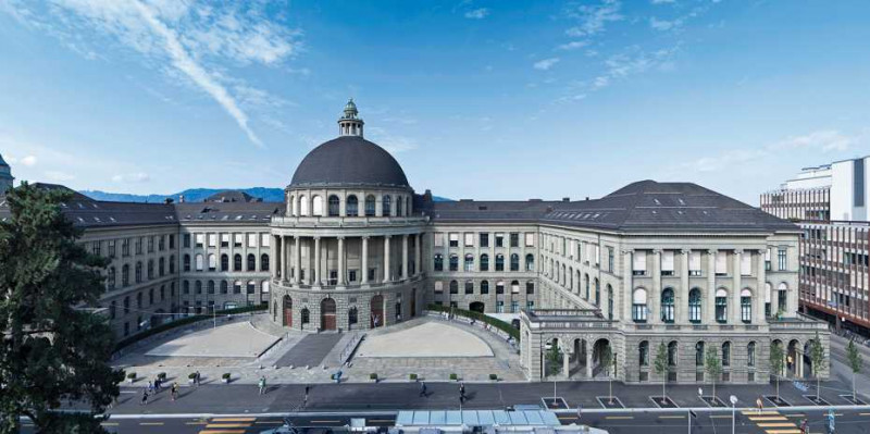 ETH Zurich is number one in Earth Sciences for the fifth consecutive time.  (Pho