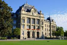 Main building of the University of Bern. Photo: University of Bern