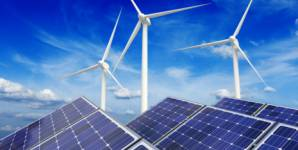 Environmentally friendly technologies such as wind and solar cells have differe