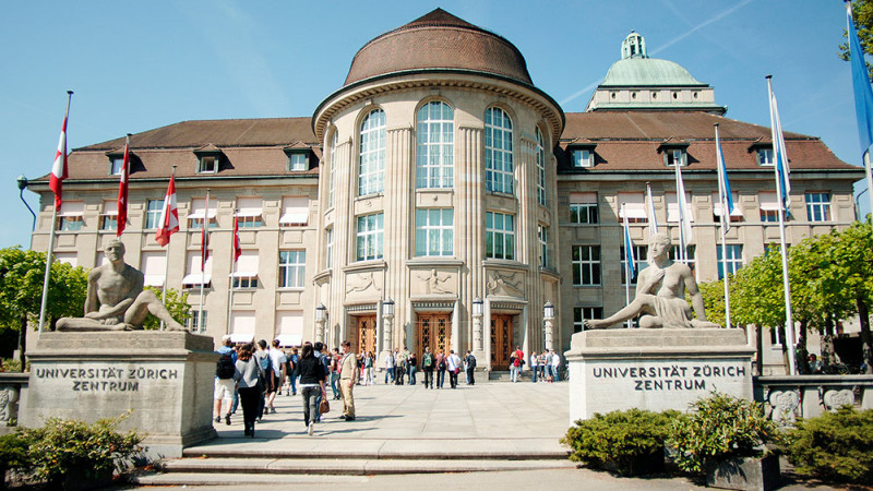 The University of Zurich has suspended all its classroom teaching until further