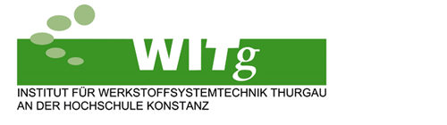WITg, Institute for Materials System Technology Thurgau